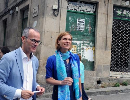 Arranca la construcción del nuevo albergue de peregrinos de Ourense
