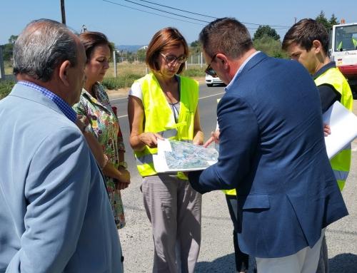 Taboada y Ramos mejora la seguridad en viales autonómicos de la provincia de Lugo