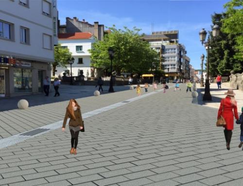 El Concello de Lalín adjudica a Taboada y Ramos la humanización de la calle Matemático Rodríguez
