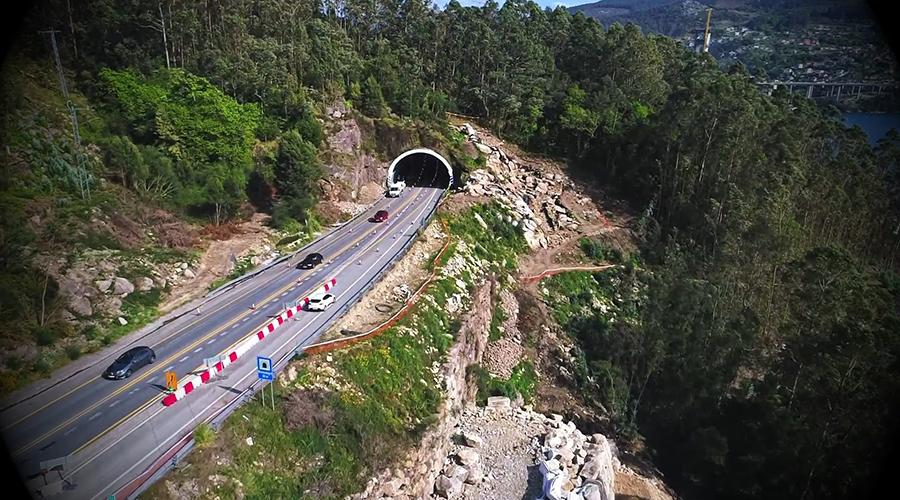 Taboada y Ramos acometerá con Covsa el tercer tramo de la conversión del Corredor do Morrazo en autovía
